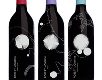 Robert Mondavi Wine Bottle Series