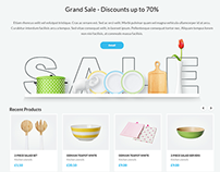 CoonCook - WooCommerce Theme for Online Store