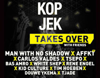 KOPJEK TAKES OVER / ADE 2014