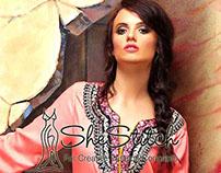 Ayesha Zara Woven Shawl Collection 2014