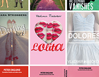 Book covers by Tina Nejderskog
