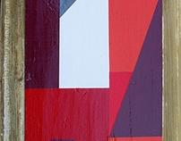 Estudos sobre a Cor, 2010/ Color studies, 2010