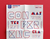 Comunicar Design Poster