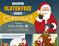 Discove Gluten Free this Christmas