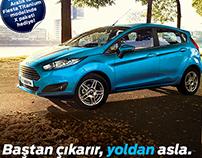 Ford Fiesta Satış Kampanyası / Radyo