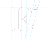EIF. Logo Design