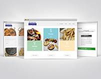 Web responsive para restaurante EL ROSSEGALL