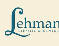 Branding Libreria Lehmann