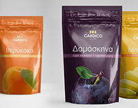 Nuts & Dried Fruits Packaging
