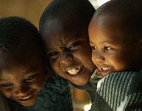 Faraja Orphanage Center Identity & Website