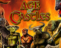 Age of Castles F2P Mobile Game