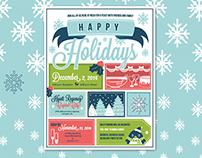 2014 NEED Holiday Party Invite