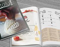 Magazine Eataly- Alti Cibi