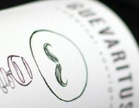 Cabernet Sauvignon Wine Bottle Package Design
