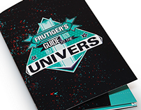 UNIVERS typography booklet