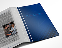 Keith Brooking (NFL) Charity Brochure