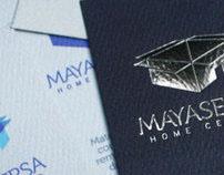 MAYASERSA HOME CENTER - Branding