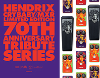 Jimi Hendrix 70th Anniversary Tribute Series