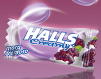 Halls - Various