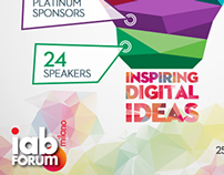 IAB Forum Milano 2014 - Facebook Campaign