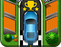 Car Maze - Windows Phone Game