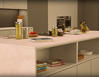 Samet Showroom - Kitchen