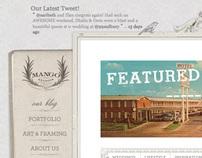 Mango Studios Website