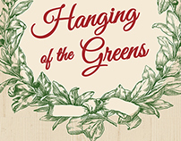 Hanging of the Greens 2014