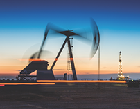 Oil Field Photography