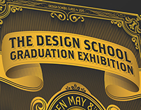 The Design School Graduation Exhibition