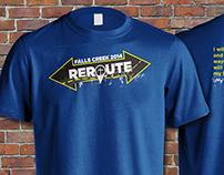 Reroute Camp Shirt
