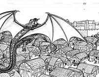 Aventuras e Dragões - A Maldição do Dragão.