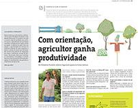 Diagramação / Jornal de Negócios - Sebrae