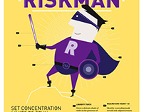 Riskman Illustration