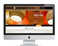 India Design Store | Website Design