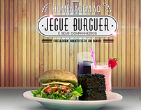 Tribute to Jegue Burger