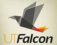 Identidade UTFalcon - Equipe Aerodesign UTFPR - PG