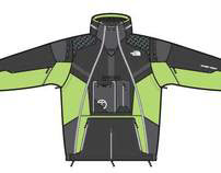 The North Face Steep Tech Transformer Jacket to Pack