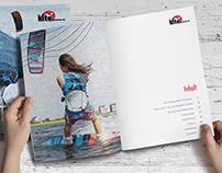 34-Page Catalog Design