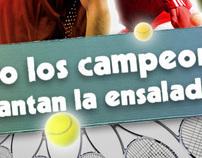 Telefónica. Copa Davis