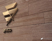 2F&Co Logo Design Identity Project