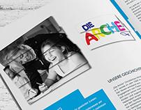 Magazine Design for Die Arche, Berlin