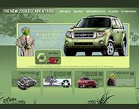 Ford Escape Hybrid Kermit Integration