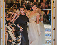 Erin Grey Couture Bridal Catwalk