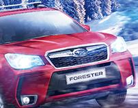 Subaru / Campaign