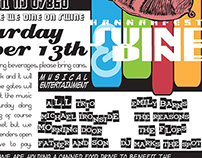 Hannahfest: Annual Swine & Dine to benefit SCFP Posters