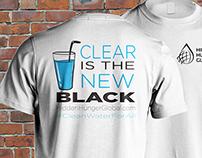 HHG Clean Water Initiative Shirt