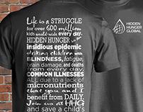 HHG Malnutrition Awareness Shirt
