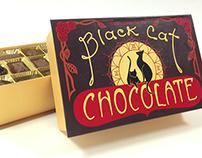 Black Cat Chocolate