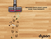 Social Media Design | Dyson Series